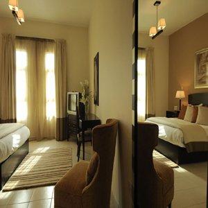 Nuran Greens Residences - Two Bedrooom Master Bed