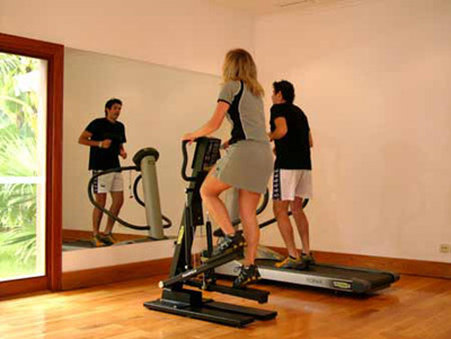 Quinta Jardins Do Lago Hotel - Fitness Center