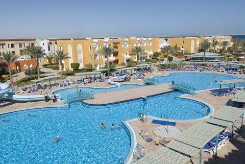 فندق صن رايس مملوك  - SUNRISESelect Garden Beach Family Pool