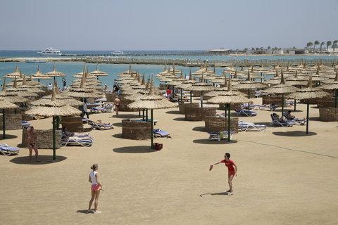 فندق صن رايس مملوك  - SUNRISESelect Garden Beach -Beach -