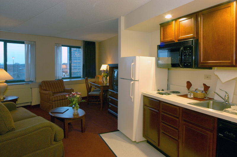 Residence Inn Minneapolis Edina Zimmeransicht