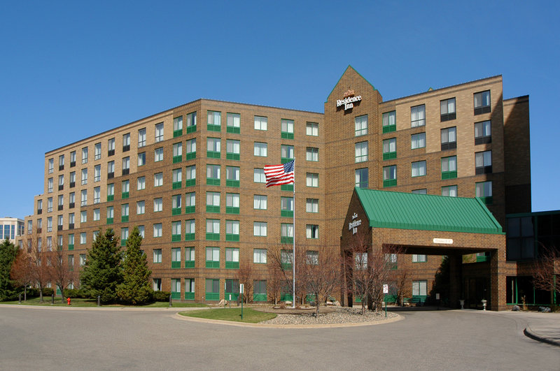 Residence Inn Minneapolis Edina Außenansicht