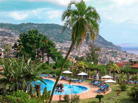 Quinta Jardins Do Lago Hotel - Pool View