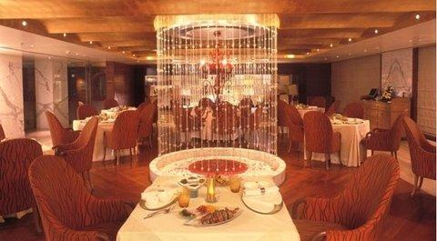 Jaypee Siddharth - Dining