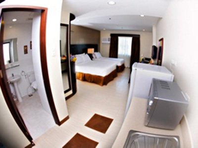 阿爾帕城市套房酒店 - Guest Room