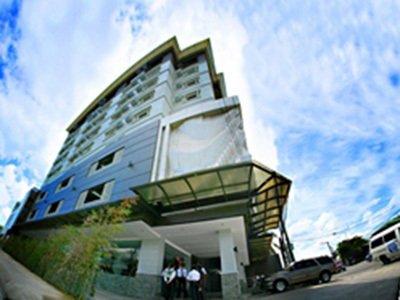 阿爾帕城市套房酒店 - Exterior View