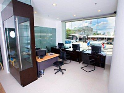 阿爾帕城市套房酒店 - Business Center