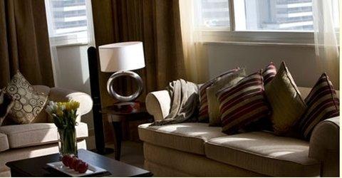 Dusit Residence Dubai Marina - Guest Room