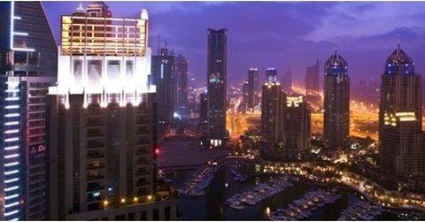 Dusit Residence Dubai Marina - Exterior