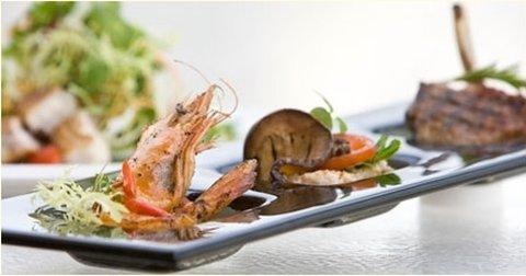 Dusit Residence Dubai Marina - Food