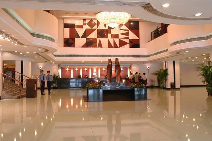 Star Hotel Lobby