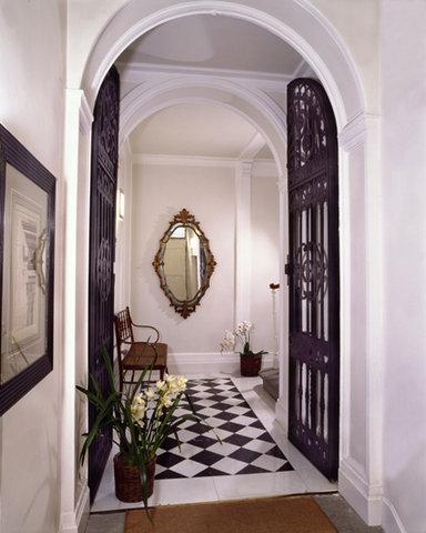Residence Hilda - Entrance