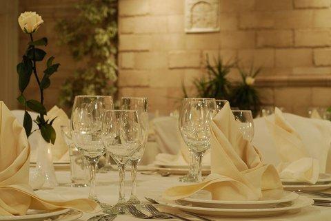 فندق وأجنحة جاكوزي أثينا أتريوم - Restaurant