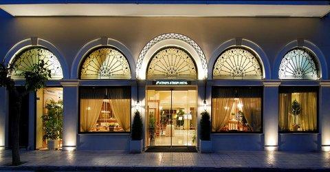 فندق وأجنحة جاكوزي أثينا أتريوم - Exterior