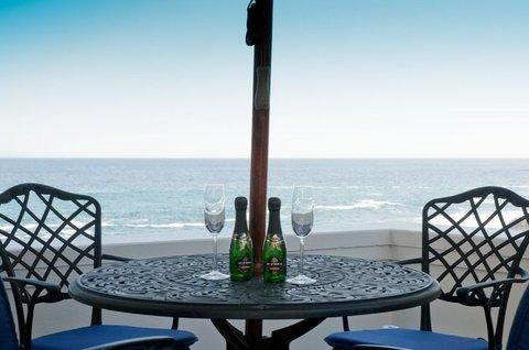 Bantry Beach Luxury Suites - 1BS - Patio