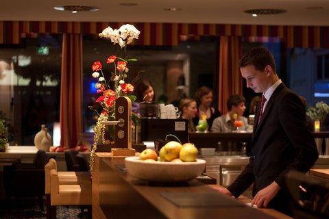 CityClass Hotel Europa am Dom - reception