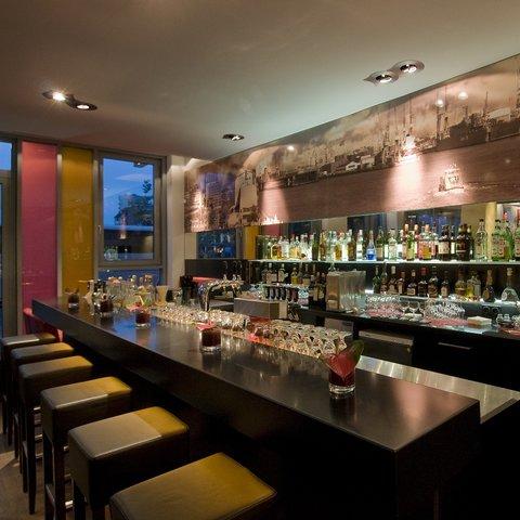 Junges Hotel Hamburg - Bar Lounge