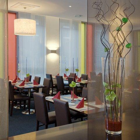 Junges Hotel Hamburg - Restaurant
