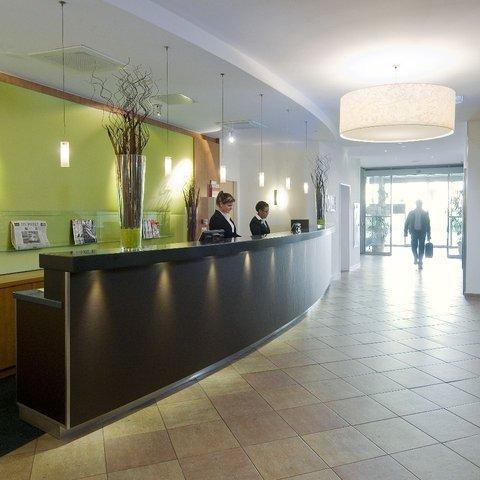 Junges Hotel Hamburg - Reception