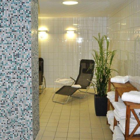 Junges Hotel Hamburg - Sauna