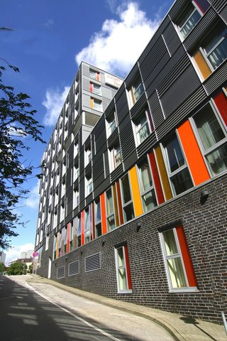 Junges Hotel Hamburg - Exterior View