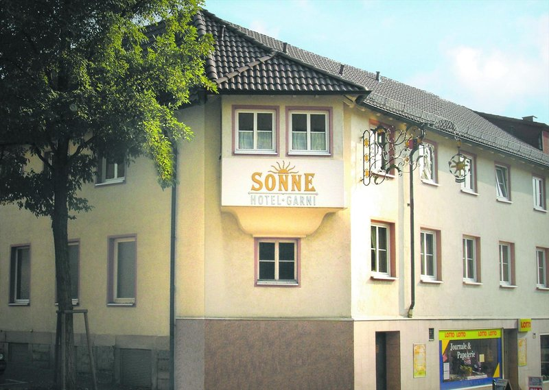 Hotel Sonne Vista esterna