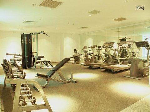 Hotel Kapok Beijing - -Gym