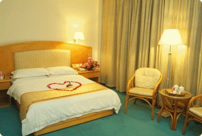 Nanfang Yiyuan Hotel Kameraanzicht