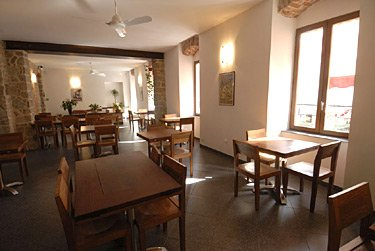 Kalliste Hotel - Breakfast Room