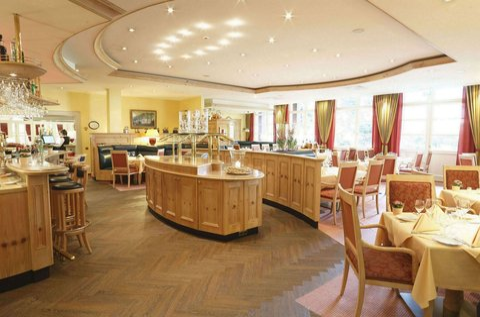 Hotel Alt Lohbruegger Hof - Restaurant