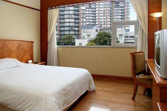 Park View Business Hotel Shanghai Huonenäkymä