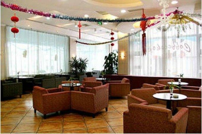 Park View Business Hotel Shanghai Muuta