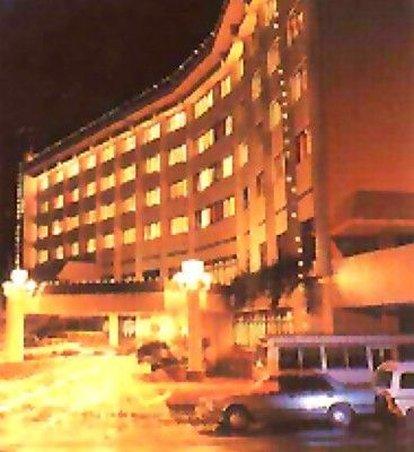 Zhuhai Te Qu Lou Hotel Außenansicht