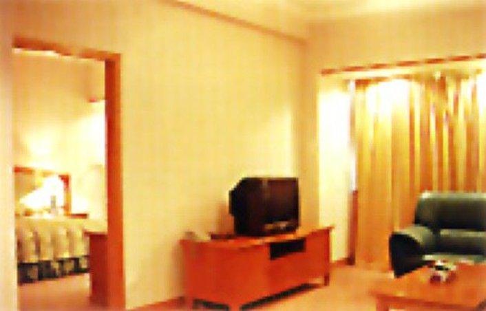 Zhuhai Te Qu Lou Hotel Zimmeransicht