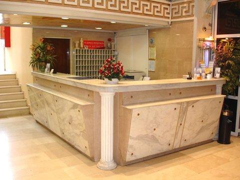 赫里尼斯酒店 - RECEPTION