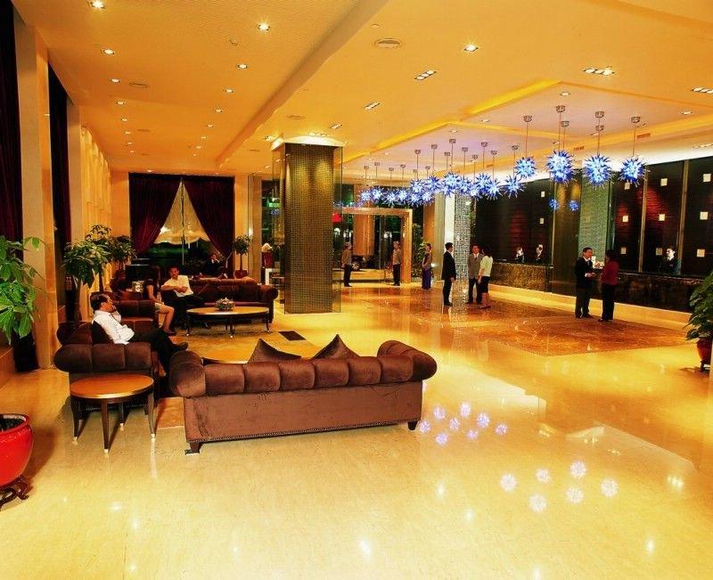 深圳华丽城酒店 前厅