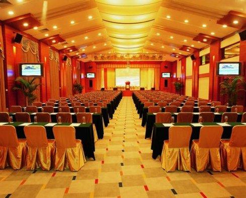 深圳华丽城酒店 会议厅