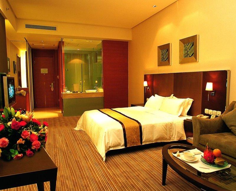 深圳华丽城酒店 客房视图