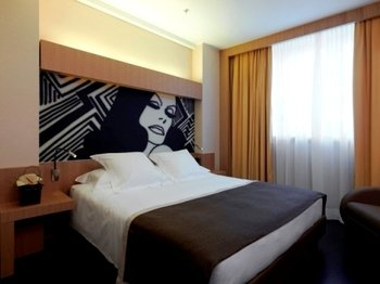 Crowne Plaza Hotel Milan City - Room