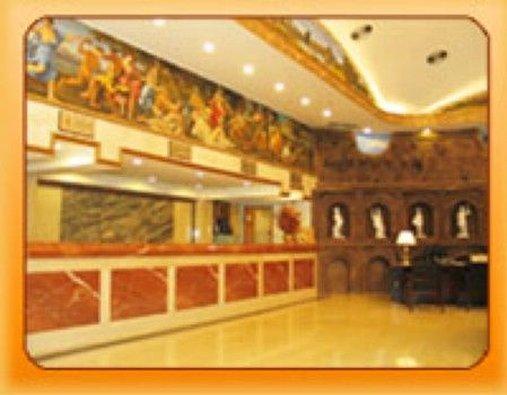 Norlin Hotel Előcsarnok
