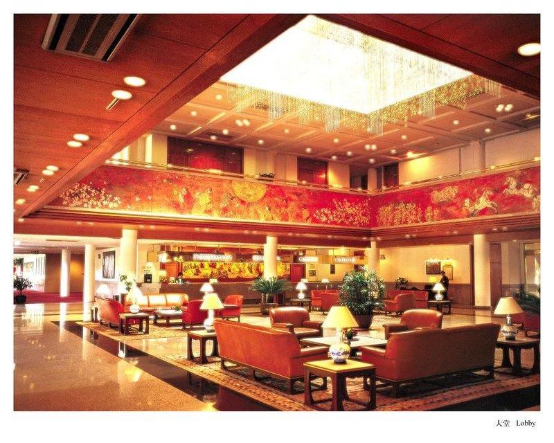 Xi'an Garden Hotel Előcsarnok