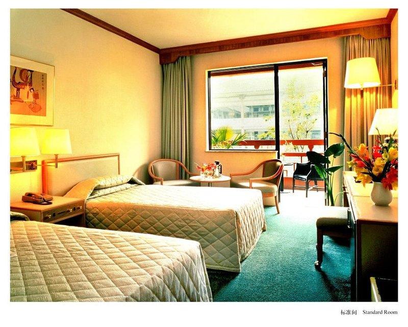 Xi'an Garden Hotel Szobakilátás