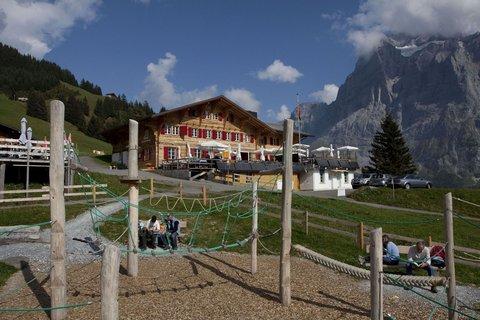Berghaus Bort Hotel - Kids play ground