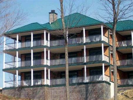 Legend Cottage Condos - Exterior