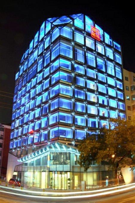 Ocean Hotel Beijing Вид снаружи