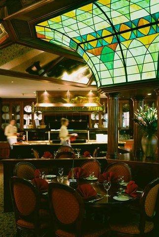 โรงแรมฮิลตัน นิวเบอรี่ เซ็นเตอร์ - Restaurant