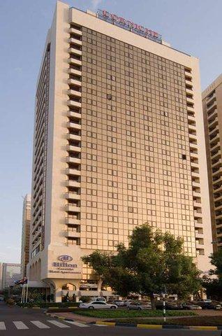 فندق هلتون كورنيش ابارتمنتز  - Exterior