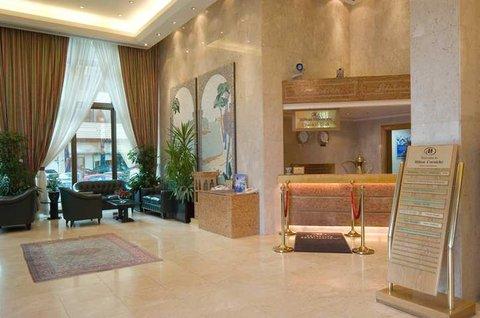 فندق هلتون كورنيش ابارتمنتز  - Lobby