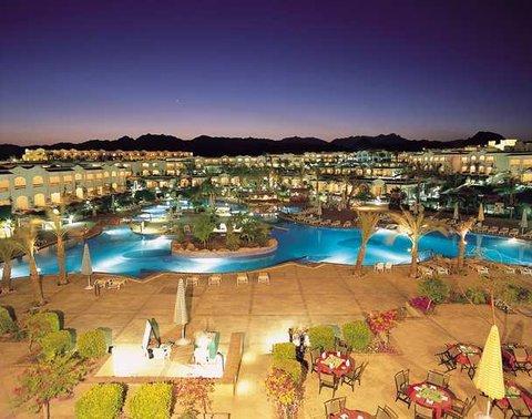 Hilton Sharm Dreams Resort - Exterior
