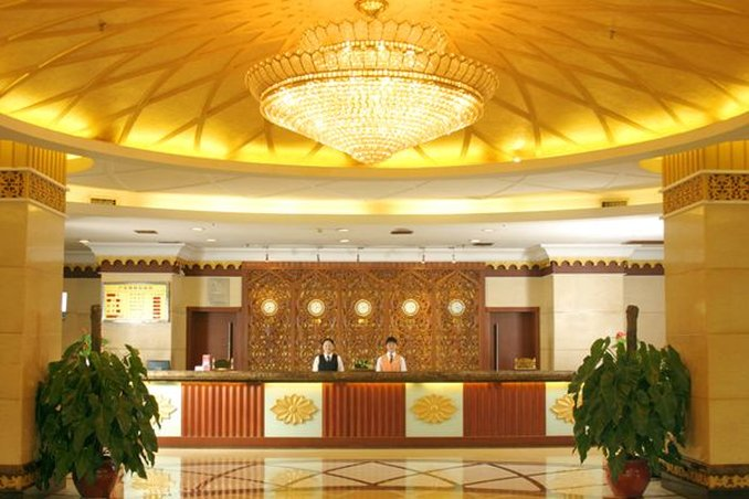 Guangdong Bostan Hotel Lobby